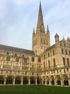 Norwich Cathedral, UK