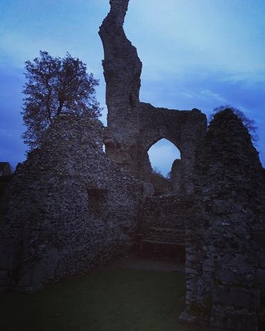Thetford Priory: Thetford, England