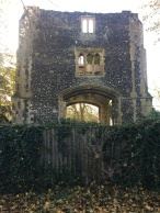 Abbey Gate Thetford England