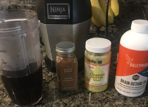 Butter Coffee ingredients